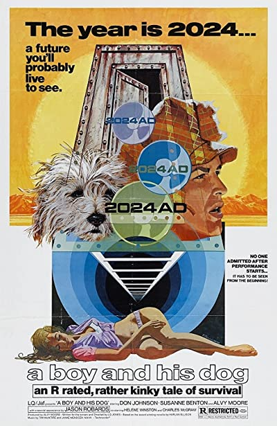 A Boy and His Dog 1975 1080p BluRay DTS x264-AMIABLE