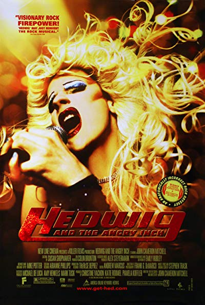 Hedwig and the Angry Inch 2001 BluRay REMUX 1080p AVC DTS-HD MA 5.1-EPSiLON