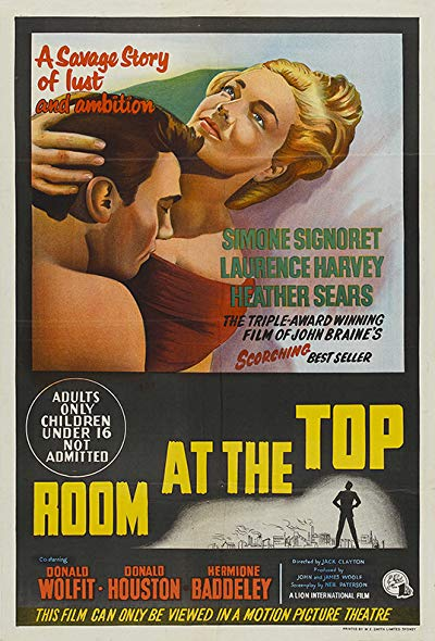 Room at the Top 1959 720p BluRay FLAC x264-PSYCHD