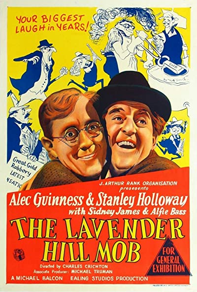 The Lavender Hill Mob 1951 Repack BluRay REMUX 1080p AVC FLAC2.0 - KRaLiMaRKo