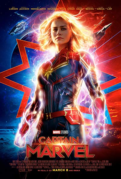 Captain Marvel 2019 720p BluRay DTS x264-SPARKS