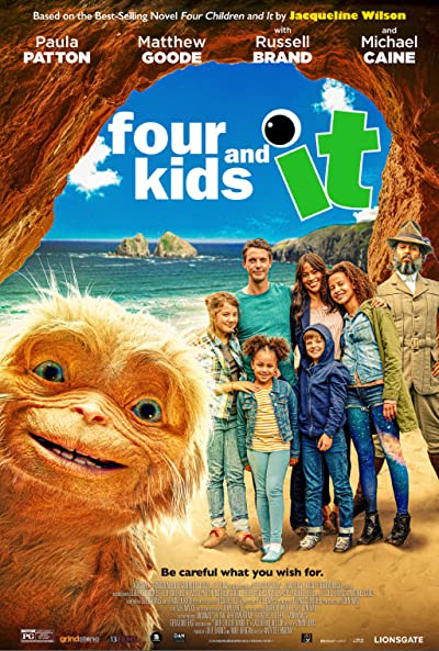 Four Kids and It 2020 1080p BluRay DTS x264-iFT