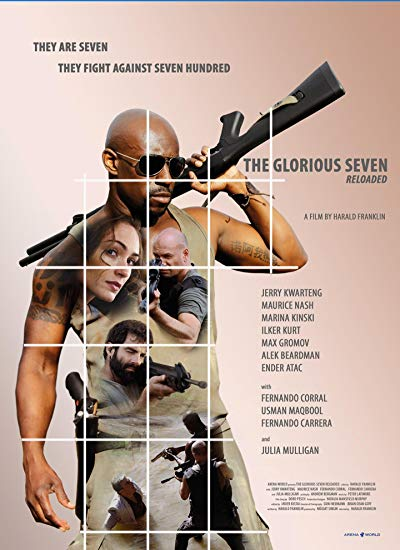 The Glorious Seven 2019 1080p WEB-DL DD5.1 H264-EVO