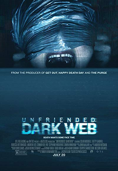 Unfriended Dark Web 2018 BluRay REMUX 1080p AVC DTS-HD MA 5.1 - KRaLiMaRKo