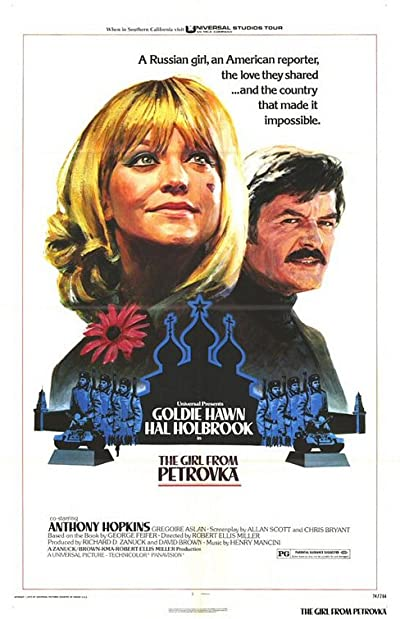 The Girl from Petrovka 1974 720p BluRay FLAC x264-GUACAMOLE