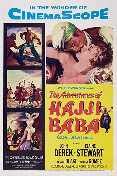 The Adventure of Hajji Baba 1954 720p BluRay DTS x264-UNVEiL