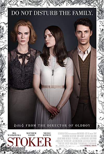 Stoker 2013 1080p BluRay DTS x264-Counterfeit