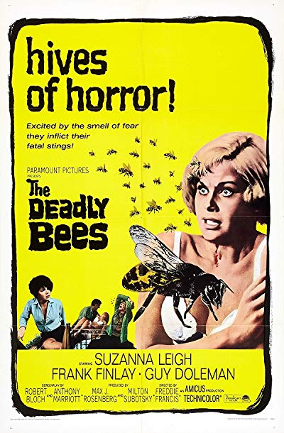 The Deadly Bees 1966 720p BluRay DTS x264-DiVULGED