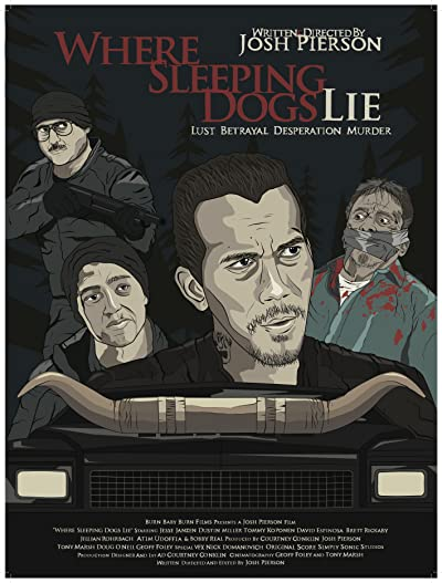 Where Sleeping Dogs Lie 2020 1080p WEB-DL DD2.0 H264-EVO