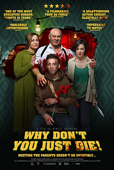 Why Dont You Just Die 2018 720p BluRay DD5.1 x264-CADAVER