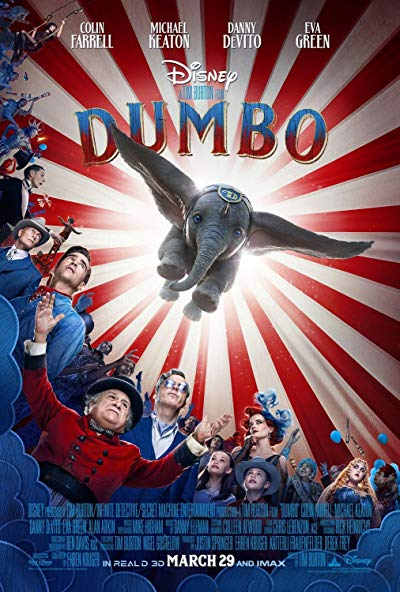 Dumbo 2019 1080p BluRay DTS x264-SPARKS