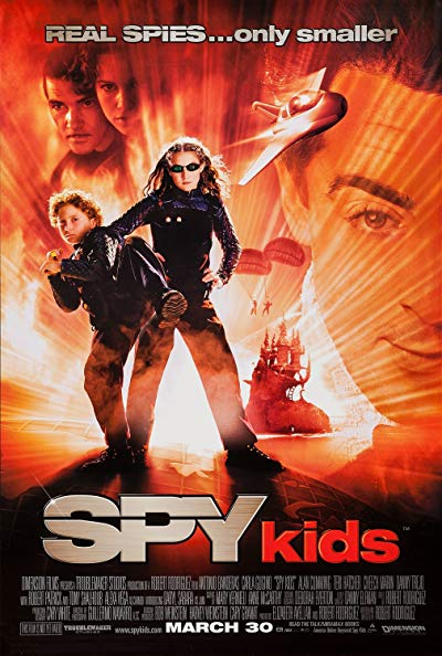 Spy Kids BOXSET 1080p BluRay DTS x264-SB