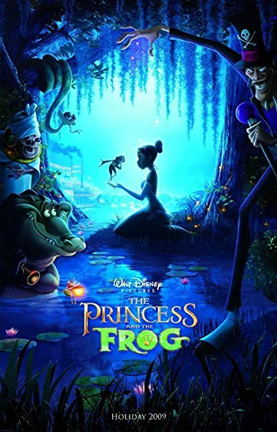 The Princess and the Frog 2009 1080p UHD BluRay DDP7.1 HDR x265-JM