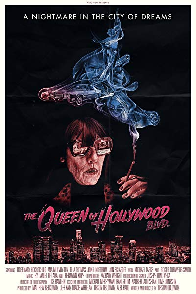 The Queen of Hollywood Blvd 2018 1080p WEB-DL DD5.1 H264-EVO