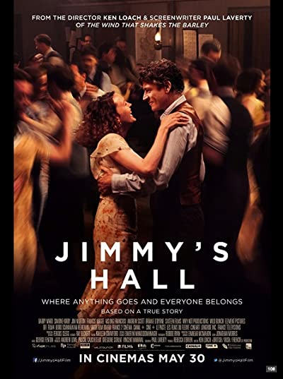 Jimmy's Hall 2014 1080p BluRay DD5.1 x264-EA