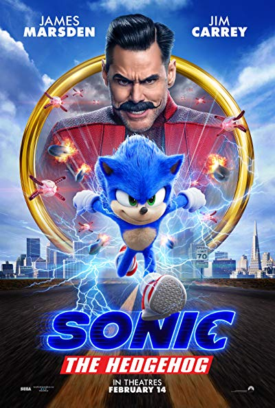 Sonic the Hedgehog 2020 1080p WEB-DL H264 AAC-EVO
