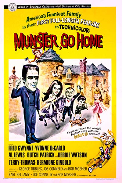 Munster Go Home 1966 1080p BluRay DTS x264-WiSDOM