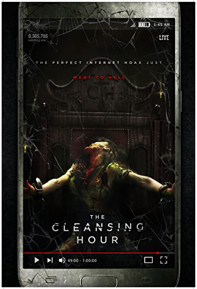 The Cleansing Hour 2019 BluRay REMUX 1080p AVC DTS-HD MA 5.1 - KRaLiMaRKo