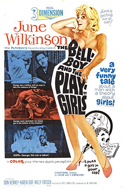The Bellboy and the Playgirls 1962 BluRay 3D REMUX 1080p AVC DTS-HD MA 2.0 - KRaLiMaRKo