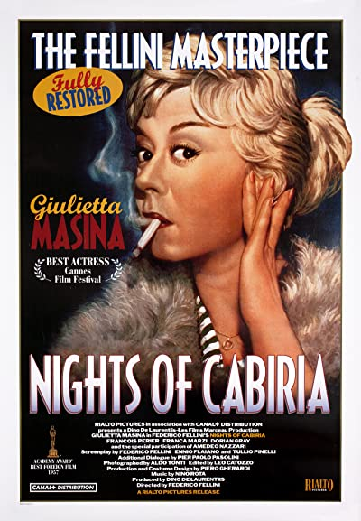 Nights of Cabiria 1957 720p BluRay FLAC x264-GUACAMOLE