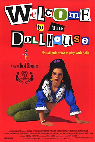 Welcome to the Dollhouse 1995 BluRay REMUX 1080p AVC DTS-HD MA 2.0 - KRaLiMaRKo