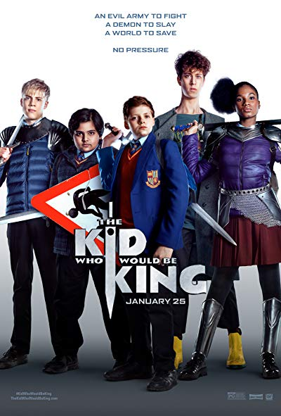 The Kid Who Would Be King 2019 720p BluRay DTS x264-DRONES