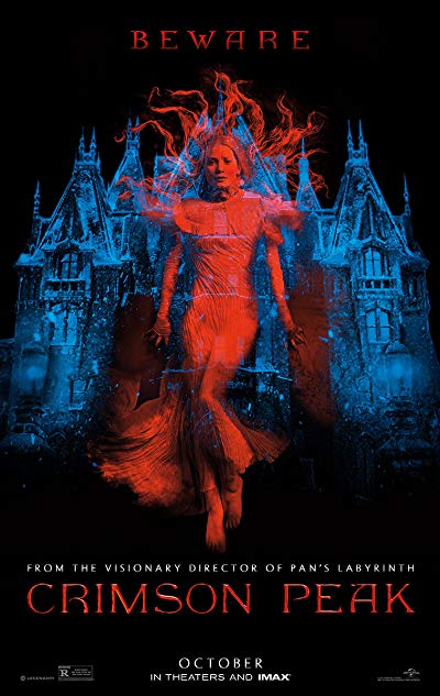 Crimson Peak 2015 1080p BluRay DTS x264 - HDMaNiAcS