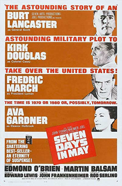 Seven Days in May 1964 1080p BluRay FLAC2.0 x264-SPK