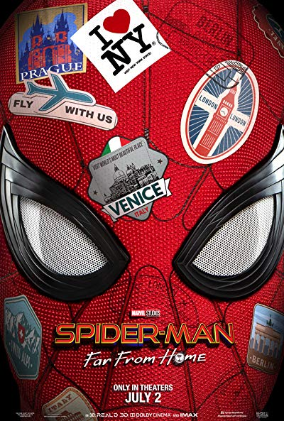 Spider Man Far from Home 2019 BluRay REMUX 1080p AVC DTS-HD MA 7.1-EPSiLON