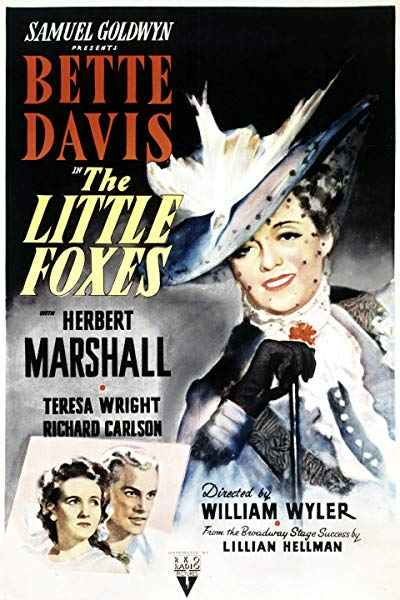The Little Foxes 1941 1080p BluRay DTS x264-FGT