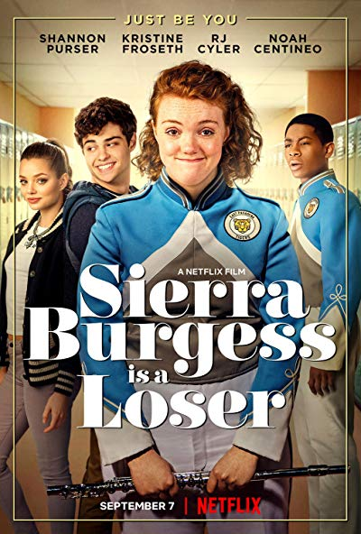 Sierra Burgess Is a Loser 2018 1080p NF WEB-DL DD5.1 H264-CMRG