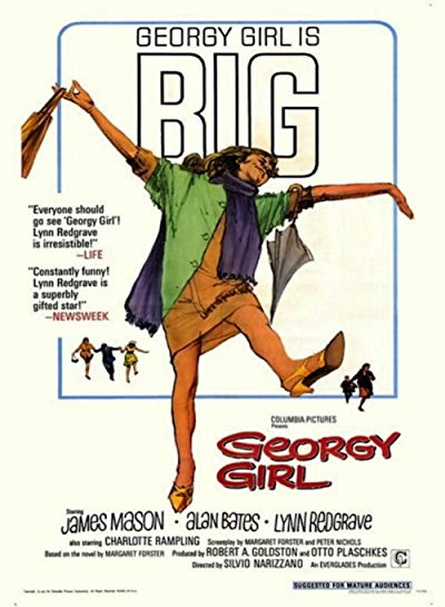 Georgy Girl 1966 720p BluRay DD1.0 x264-GHOULS