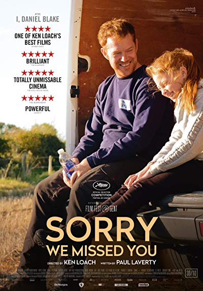 Sorry We Missed You 2019 1080p HC WEB-DL AAC x264-CMRG