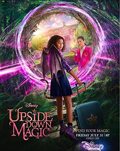 Upside-Down Magic 2020 1080p WEB-DL DD5.1 H264-EVO