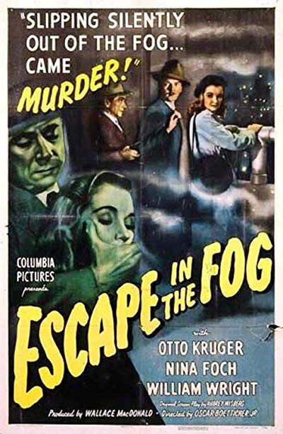 Escape in the Fog 1945 BluRay REMUX 1080p AVC FLAC1.0 - KRaLiMaRKo