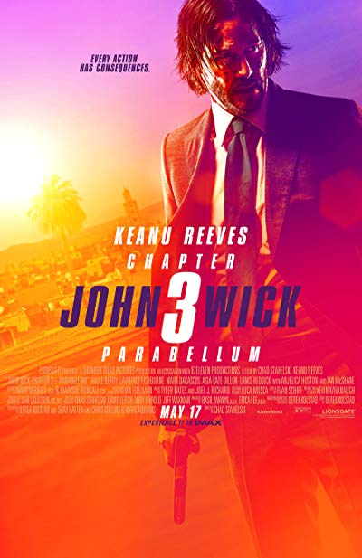 John Wick Chapter 3 Parabellum 2019 1080p BluRay DD5.1 x264-SPARKS