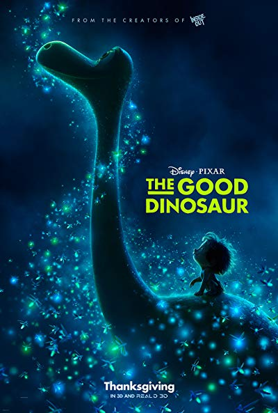 The Good Dinosaur 2015 2160p UHD BluRay REMUX HDR HEVC Atmos-EPSiLON