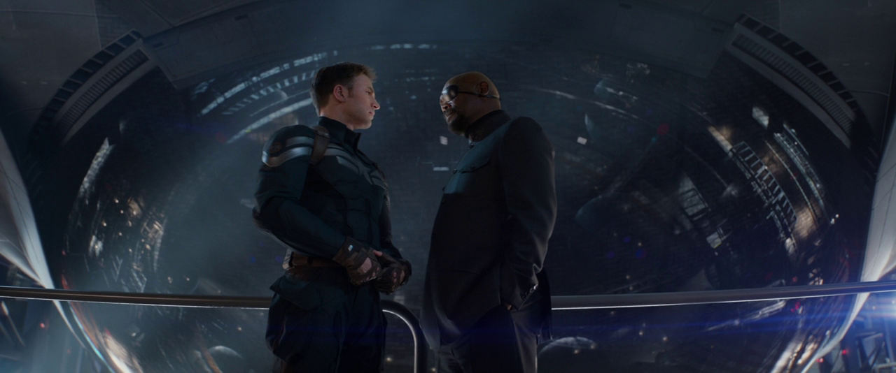 Captain America The Winter Soldier 2014 PROPER 720p BluRay DTS x264-LolHD
