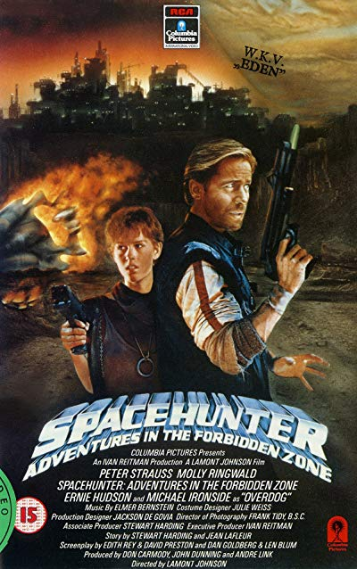 Spacehunter Adventures in the Forbidden Zone 1983 BluRay REMUX 1080p MPEG-2 LPCM 2 0-FGT
