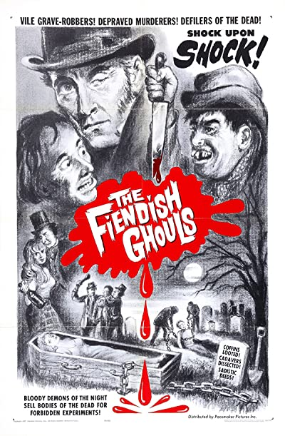 The Flesh and the Fiends 1960 ALTERNATIVE CUT 720p BluRay FLAC x264-SADPANDA