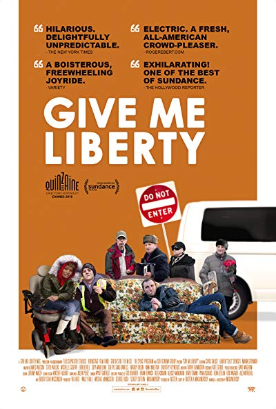 Give Me Liberty 2019 720p BluRay DTS x264-AMIABLE