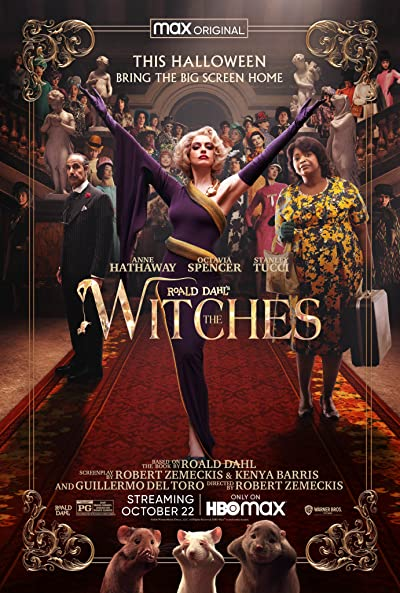 Roald Dahls the Witches 2020 1080p HMAX WEB-DL DD5.1 H264-EVO