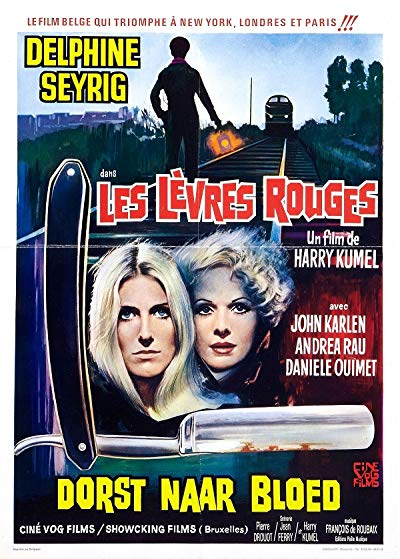 Daughters of Darkness 1971 BluRay REMUX 1080p AVC FLAC1.0-EPSiLON