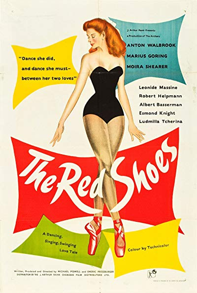 The Red Shoes 1948 BluRay REMUX 1080p AVC DTS-HD MA 2.0 - KRaLiMaRKo
