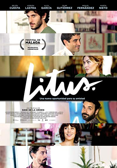 Litus 2019 SPANISH 1080p BluRay DD5.1 x264-OROS
