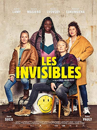 Les Invisibles 2018 FRENCH 1080p BluRay DTS x264-LOST