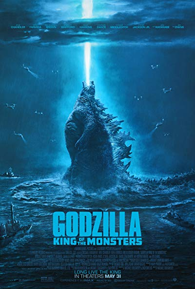 Godzilla King of the Monsters 2019 1080p 3D BluRay Half-SBS DD 7 1 DD7.1 x264-CHC