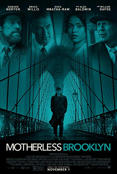 Motherless Brooklyn 2019 1080p WEB-DL DD5.1 x264-CMRG
