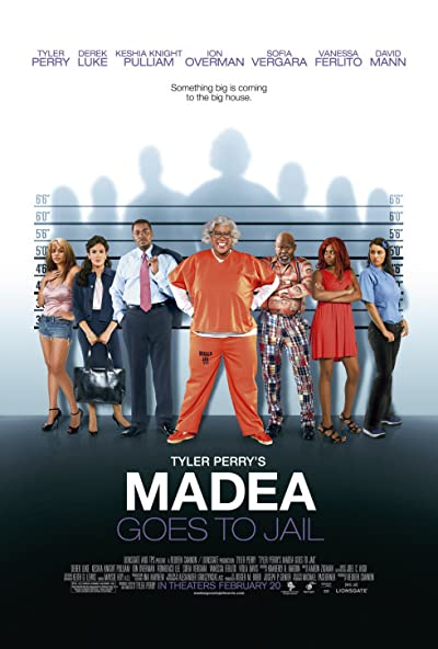 Madea Goes to Jail 2009 1080p BluRay DTS x264-PELLUCiD