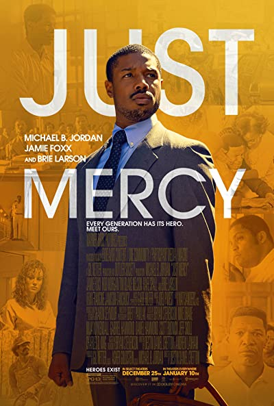 Just Mercy 2019 1080p BluRay DDP7.1 x264-iFT